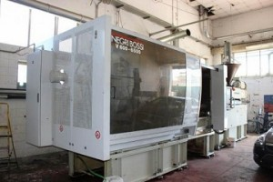 used negri bossi injection moulding machines for sale