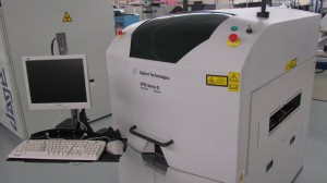 Automatic Optic Inspection machine